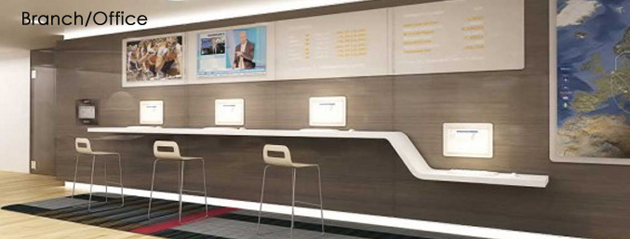 smart office design. From The Architectural Design To Technological Facilities: Smart Office D